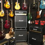 Instrument Amplifiers and Sound Equipment
