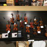 Violins, Ukes, Banjos